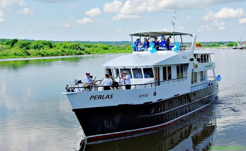 """Kruizinės kelionės laivu """"Perlas"""""""