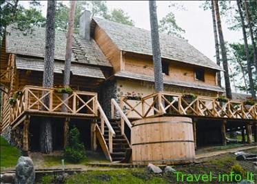 Kaimo turizmo sodyba – Miško svetainė