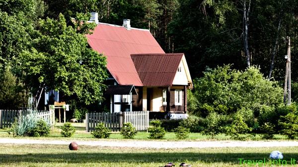 Kaimo turizmo sodyba – Gamtos harmonija