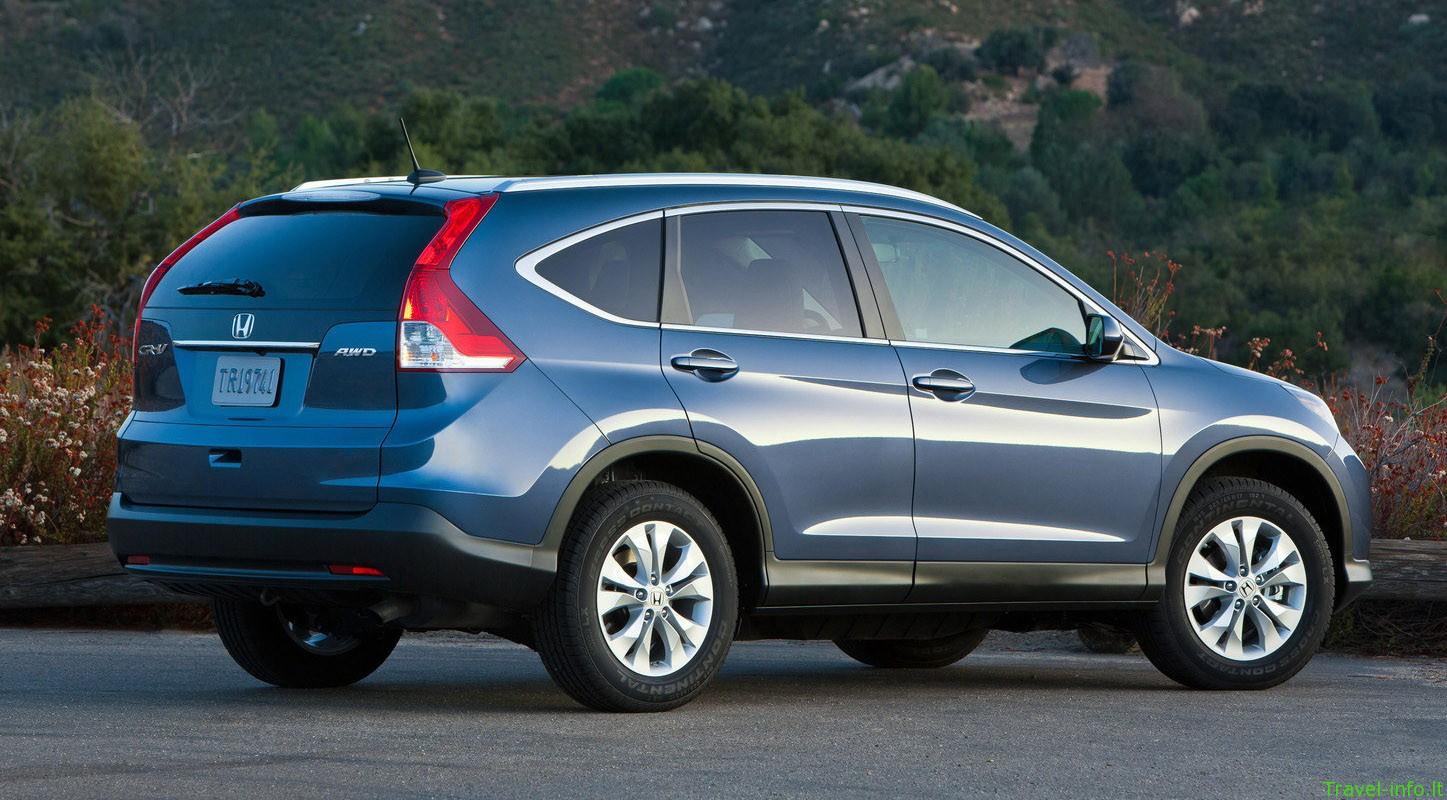 Naujieji Honda automobiliai dar geresni