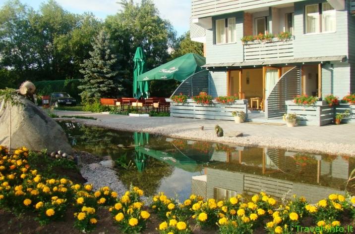 Poilsio Namai Šventojoje – Ieva