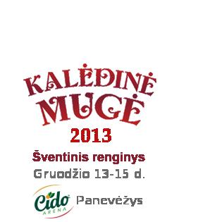 Kalėdinė mugė 2013 –  Panevėžyje