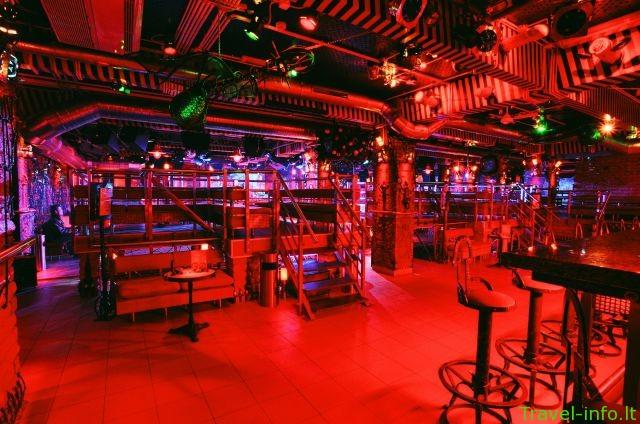 Men's Factory naktinis klubas