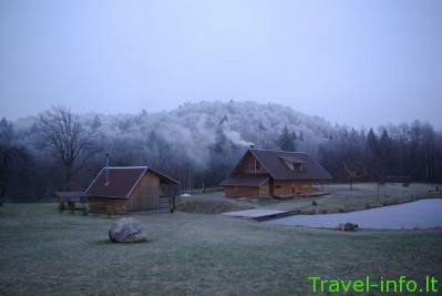 Kaimo turizmo sodyba – Užukalnio sodžius
