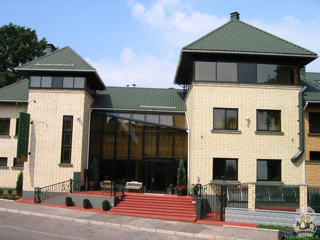 Viešbutis – Sfinskas