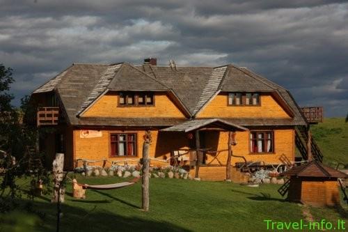 Kaimo turizmo sodyba – Miego klinika