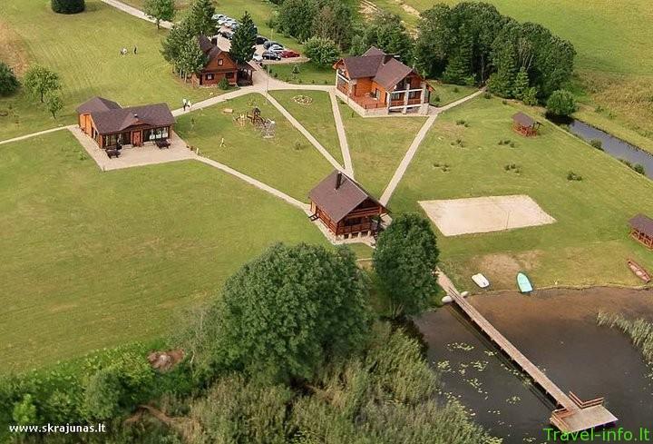 PAS ŠEŠTOKĄ kaimo turizmo sodyba Molėtų rajone prie ežero