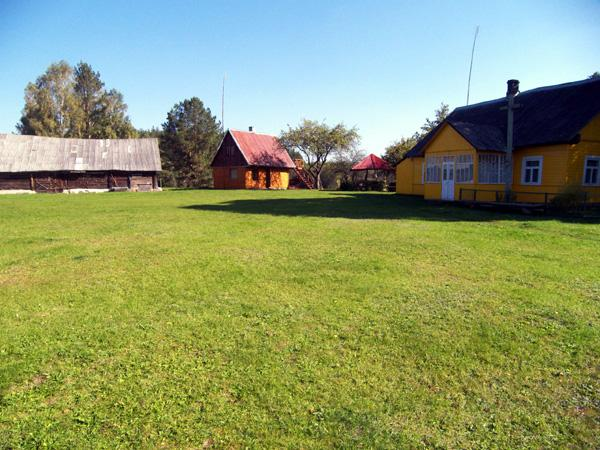 Vytauto kaimo turizmo sodyba Varėnos rajone