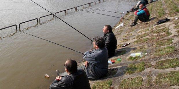 Kaune daugiau nei pusė žvejų – be žvejo bilieto